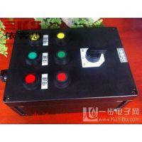 BXK8050-A6K1防爆防腐按钮箱 6钮1开关防爆防腐控制箱昆明依客思