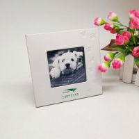 供应铝合金相框 动物相框 狗脚印相框 迷你小相框