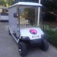 苏州展仕ZS20464座休闲代步车 观光车价格 高尔夫球车