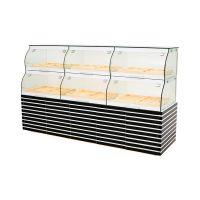 抽屉式条纹边面包展示岛柜,安德利冷柜,环保节能,质量保障