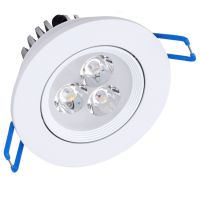 好恒照明科技有限公司专业生产led射灯大功率小3W 5WLED天花灯9W 12W 15W 18W