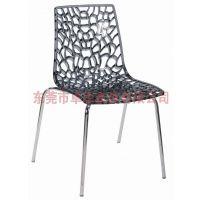 供应供应亚克力椅,透明椅,水晶椅,镂空椅,PC透明椅AC-013
