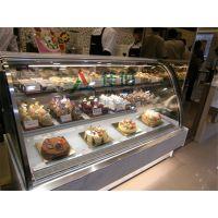 供应安徽阜阳佳伯后开门蛋糕柜,蛋糕保鲜柜,面包展示柜