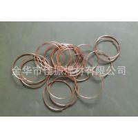【专业厂家】加工定制无氧铜丝 焊丝 焊条 焊环 铜基钎料批发