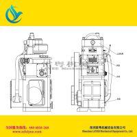 泡腾片剂小产量生产专用压片机/片剂成型设备