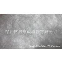 100纯HDPE高密度聚乙烯材质热熔拉丝粘合而成的纤维纸材料无纺布
