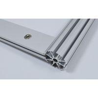 香港展会中心展位搭建铝材 展会专卖8棱柱 展览器材专业生产厂家
