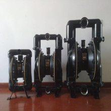 无锡中拓铝合金气动隔膜泵气动隔膜泵压力