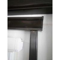 九江PVC成品檐沟 方形雨水管长假13291851632