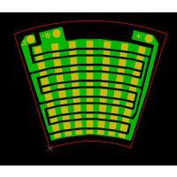 led灯条线路板LED2835球泡灯线路板