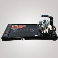 批发心好电磁炉式组合电茶盘 自动加水电磁茶具套装 电茶炉K17