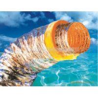 供应定做各种空调铝箔单管、空调铝箔保温管