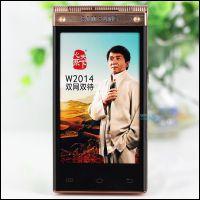 工厂直销三星w2014手机模型现货翻盖w2014模型机高端电信版机模