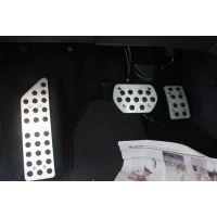 新品标致508雪铁龙C5标致3008免打孔油门踏板改装装饰件
