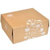 新款三星I9500 S4 耳机包装盒线控高档包装纸盒 牛皮纸包装 定做