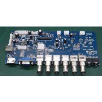 众辉ZH-MD60监视器板卡,拼接监控两用板卡