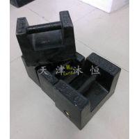 上海1吨铸铁砝码电梯配重用25kg锁型