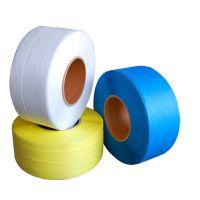 透明防水抗腐蚀机用PP打包带 防潮防生锈塑料带包装带新料 可印字