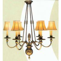 精品推荐,家居简单时尚吊灯,精美豪华水晶灯,全铜灯。