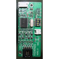 方显电阻触摸屏 串口/USB/PS2通讯接口连接触摸屏 控制卡