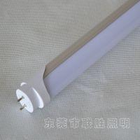 联胜椭圆T8日光灯 正白18W LED灯管 晶元光电2835芯片LED灯管 恒流驱动电源灯管