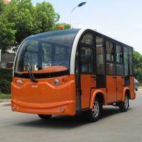 7座8座观光车 生态园游览电瓶车 四轮电动游览车能上路吗