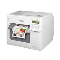 EPSON爱普生TM-C3520 彩色不干胶标签打印机