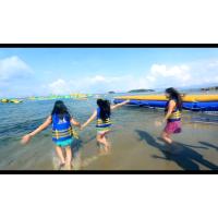 惠东巽寮湾出海捕鱼、海边戏水 阳光城堡滨海乐园品质一天国内旅游