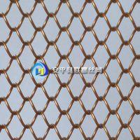 厂家供应合股装饰网 螺旋装饰网 幕墙隔断 颜色任意