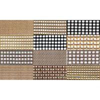 斯姆柯工厂供应 铁氟龙网格布 特氟龙耐高温网格输送带 耐高温传送带