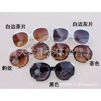 供应呛口小辣椒同款金属边框 复古防紫外线太阳镜墨镜9043