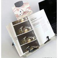 韩国actto/安尚MTS-01笔记本手提电脑散热支架阅读书架书立阅览托
