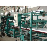 厂家生产销售多功能彩钢保温复合板欢迎订购南皮县永强机械厂