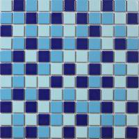 佛山 陶瓷马赛克瓷砖 防滑防水 游泳池花园水池浴室厕所地面装修
