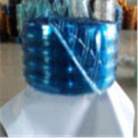 定做夏季透明空调软玻璃门帘塑料折叠pvc隔断防尘挡风防风皮门帘