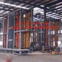供应青岛国森专利重竹地板压机\竹丝板压机