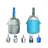 1000L电加热反应釜 搅拌机混合机分散机反应釜搪瓷反应釜