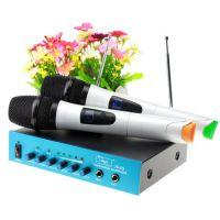 飙歌达人X5无线麦克风 电脑电视K歌家用音箱卡拉OK设备