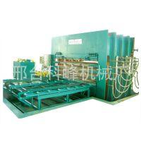 8层热压机木工胶合板设备多层板压机