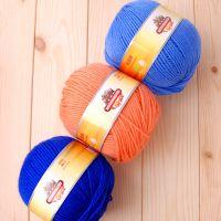 【辉煌纺织】恒源祥经典绿色澳羔羊绒线2888 100%羊毛