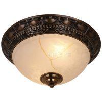 维斯西班牙云石吸顶灯 全铜灯饰餐厅灯欧式古典灯具灯饰