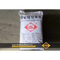 焊材烧结焊剂SJ101烧结焊剂