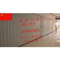 供应西安GB-006加厚型PVC折叠门,铝合金折叠门,吊趟门,开放式厨房推拉门