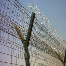 旺来工厂护栏网 临时护栏网 焊接网隔离栅