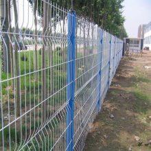 锌钢护栏 小区防护网 方管隔离网
