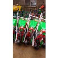 大小型玉米播种机械 汽油手推播种机 拖拉机带动播种机