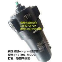 进口诺冠norgren过滤器F46-801-M0DG铁路干燥器集便器受电弓大量使用