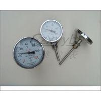 希雅仪表CZXYYB专业生产充油防震表盘式温度计,双金属温度计