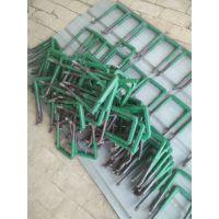 检查井塑钢爬梯安装方法