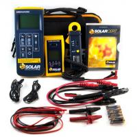 供应英国Seaward PV150太阳能测试套装(PV150测试仪+200R辐照计+钳表)